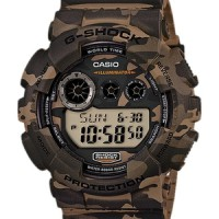CASIO G-SHOCK GD-120CM-5 / GSHOCK GD120CM ORIGINAL & BERGARANSI