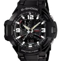 CASIO G-SHOCK GA-1000FC-1A / GSHOCK GA1000FC ORIGINAL & BERGARANSI