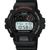 CASIO G-SHOCK DW-6900-1V \ GSHOCK DW6900 ORIGINAL & BERGARANSI