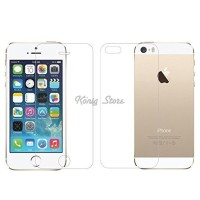 Konig Tempered Glass Iphone 4/4s 5 / 5s / 5c (Back / Front)