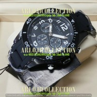 JAM TANGAN MARC JACOB HITAM CRONO - ARLOJICOLLECTION