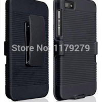 Military Armor Bumper Holster Stand Hard Case Casing Blackberry BB Z10