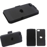 Military Armor Bumper Standing Clip Hard Case Casing Blackberry BB Q5