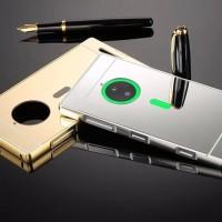 Hardcase Aluminium Metal Hard Case Casing Nokia Microsoft Lumia 830