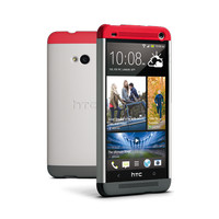 Hardcase Double Dip Back Keren Hard Case Cover Casing HTC One M7 (801)