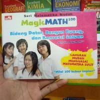 Seri MTK Mudh Magic Math 100:Bidang Datar,Bangun Ruang,konversi Satuan