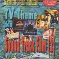 Bermain Organ Tunggal TV Theme Dan Sound Track Film 2 Vol.5