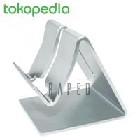 Dudukan / Dock Handphone / Aluminum Frame Bracket Stand for Tablet PC