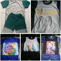 baju harian anak 4-6 tahun/ stelan anak murah grosir