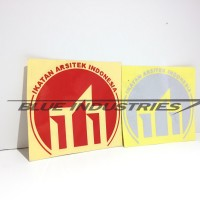 Stiker IAI Ikatan Arsitek Indonesia !