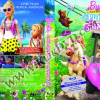 Tersedia Film BluRay 2D : Barbie & Her Sisters in a Puppy Chase [2016]