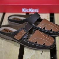 Kickers Bustong Sepatu Sandal Kenzie Casual Flat Shoes #3
