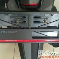 Cover Plat Nomor Motor Honda