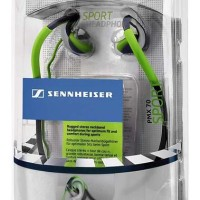 Roll Over Image To Zoom In Sennheiser PMX 70 Sport Earbud Line Stereo