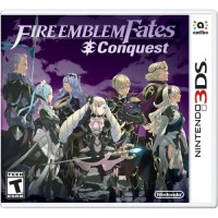 3DS FIRE EMBLEM FATES: CONQUEST (Asia/English)