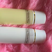 BODY WHITENING MALAM NON KELUPAS ( pilih putih / kuning )