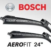 "Wiper Datsun GO+ BOSCH Aerofit 24"" inch"