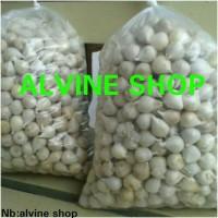 Jual Bawang putih tunggal alami/Bawang lanang Alami Murah