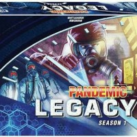 harga Pandemic Legacy Season 1 ( Blue Version ) Board Game Tokopedia.com