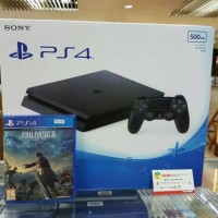 Promo Ps4 Slim New 500GB Paket Final Fantasy XV Ps4 Garansi Resmi