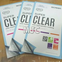 HIKARU Anti Gores Lenovo A6600 Plus Super Clear Indoscreen Scren Guard