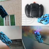 RC Wall Climber Tank | Remote Control Mobil Bisa Jalan di Dinding