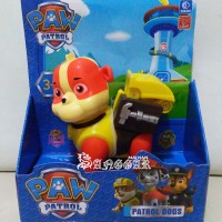 MAINAN PAW PATROL FIGURE PATROL DOG RUBBLE