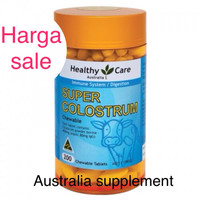 super colostrum healthy care 200 tablet