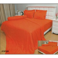BED COVER INTERNAL VALLERY ORANGE 180X200
