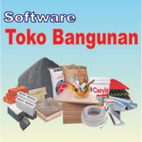 Software Toko Bangunan TERBAIK // matrial