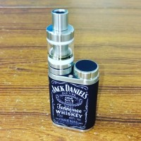 Garskin Vape / Vapor iStick Pico 75Watt - Jack Daniel