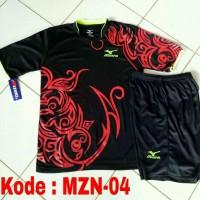 harga Kaos Setelan Futsal / Baju Bola / Kostum Olahraga / Volly / Mizuno Tokopedia.com