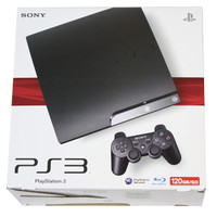 PLAYSTATION 3 (PS3) SONY 120GB SLIM (SEGEL)