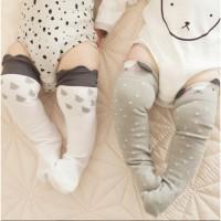 kaos kaki korea middle socks kaos kaki anak bayi panjang KK33