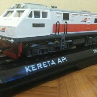 harga MINIATUR KERETA API INDONESIA CC 203 Tokopedia.com