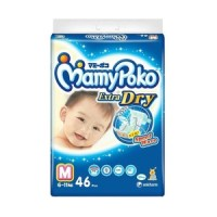 Pampers Mamy Poko Extra Dry M46