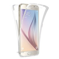 Samsung Galaxy S7 Edge Full Cover SoftCase transparent soft case