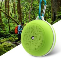 Speaker Y3 Bluetooth Portable OutdoorBlue tooth Clip On Hiking 100% T
