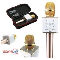 Mic Karaoke Bluetooth Smule Bigo MP3 Youtube Videos Meetings
