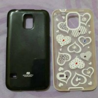 case silicon samsung S5(second)