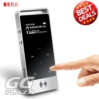 Benjie Mp3 Digital Audio Player Touch Screen 8GB With F'5646DK- Silver
