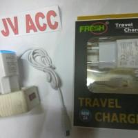 harga Charger / Casan FRESH Nexian G900 / BB9000 / Mini Usb Tokopedia.com