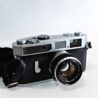 Canon 7 + Canon Ltm 50mm F1.8