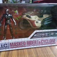 SIC Vol 14 Kamen Rider 1 & Cyclone