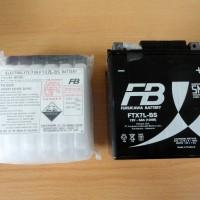 Aki FB FTX7L-BS KLX 150