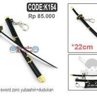 harga Gantungan kunci pedang zoro one piece yubashiri keychain (spade anime) Tokopedia.com