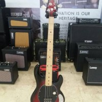 Bass Sterling by Musicman RAY34-RRB