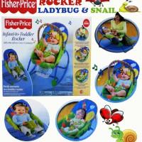 Rocker Fisher Price Ladybug Snail