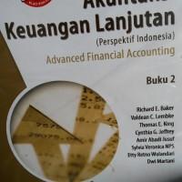 Akuntansi Keuangan Lanjutan (perspektif Indonesia) buku 2