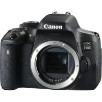 KAMERA CANON 750D BODY ONLY